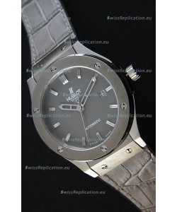 Hublot Classic Fusion Racing Grey Titanium Swiss Replica Watch - 1:1 Mirror Replica