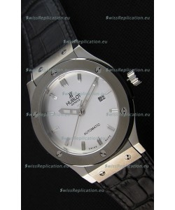Hublot Classic Fusion Titanium Opalin Swiss Replica Watch - 1:1 Mirror Replica
