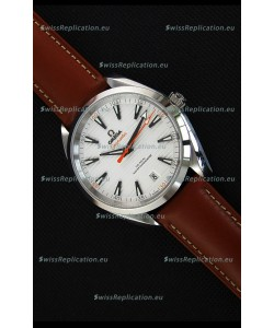 Omega Seamaster Aqua Terra Co-Axial Stainless Steel Swiss Replica 1:1 Mirror Replica Watch