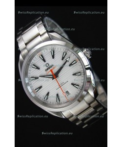 Omega Seamaster Aqua Terra Co-Axial Stainless Steel Strap Swiss Replica 1:1 Mirror Replica Watch