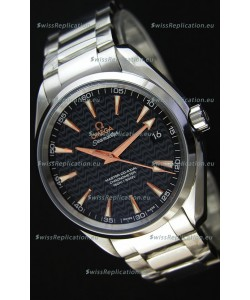 Omega Seamaster Aqua Terra Co-Axial Black Limited Edition Swiss 1:1 Mirror Replica