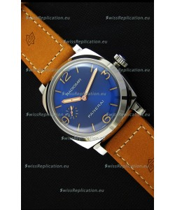 Panerai Radiomir PAM690 1940 Steel Blue Dial Swiss Replica 1:1 Mirror Watch