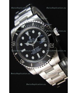 Rolex Submariner Ref#116610 Swiss Replica 1:1 Mirror - Ultimate 904L Steel Watch