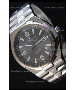 Vacheron Constantin Overseas Grey Dial Swiss Replica Watch