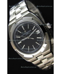 Vacheron Constantin Overseas Black Dial Swiss Replica 1:1 Mirror Watch