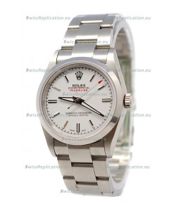 Rolex Milgauss Swiss Replica Watch - 40MM Off White Dial