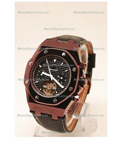 Audemars Piguet Royal Oak Tourbillon Brown PVD Watch