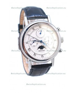 Breguet Grandes Classique N2653 Swiss Replica Watch in White Dial
