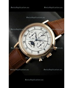 Breguet RBF 1775 Swiss Replica Watch in White Dial