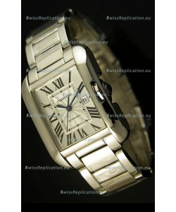 Cartier Tank Anglaise Mid Sized Swiss Watch - 1:1 Mirror Replica Watch