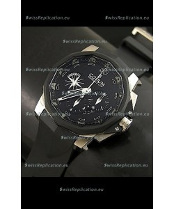 Corum Admiral's Cup Challenge Swiss Replica Watch in Black Dial