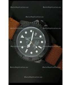 Rolex Submariner STEALTH Edition Swiss Replica Watch
