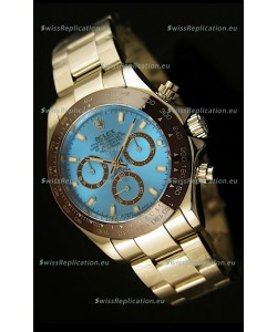 Rolex Daytona Cosmograph Platinium Swiss Replica Watch