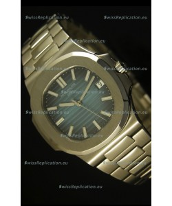 Patek Philippe Nautilus 5711 Jumbo Swiss Watch Blue - 1:1 Ultimate Mirror Replica