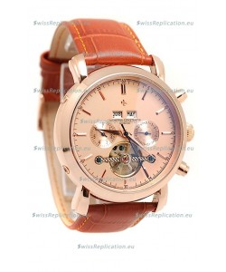 Vacheron Constantin Malte Tourbillon Japanese Pink Gold Watch