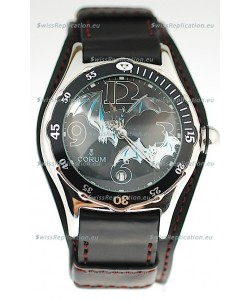 Corum Bubble Dive Bats Edition Black Watch