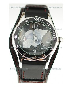 Corum Bubble Dive Replica Watch in Black