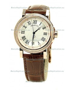 Breguet Swiss Classic 4121 Swiss Rose Gold Watch