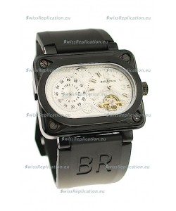 Bell and Ross BR Minuteur Tourbillon PVD Japanese Watch