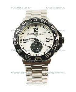 Tag Heuer Professional Formula 1 Japanese Replica Watch in Black Sub dial