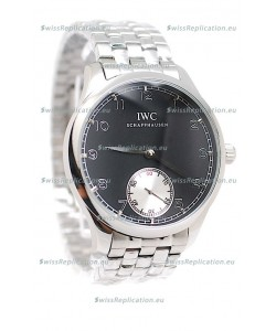 IWC Portugese Automatic Replica Watch in Black Dial