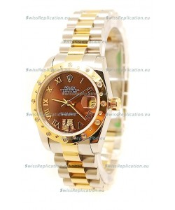 Rolex DateJust Mid-Sized Replica Watch