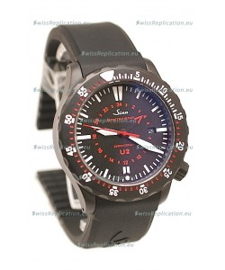 Sinn U2 Swiss Replica GMT Watch