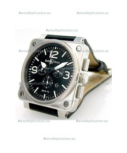 Bell and Ross BR01-94 Swiss Quartz Movement Watch