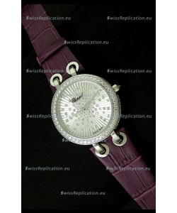 Chopard Xtravaganza Ladies Ladies Japanese Replica Watch in Diamond Bezel