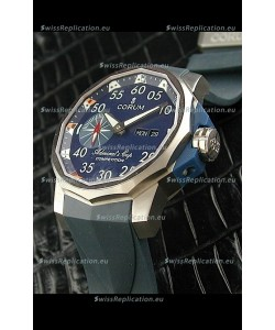 Corum Admiral's Cup Swiss Replica Watch in Blue Dial