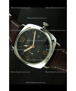Panerai Radiomir PAM497 10 Days Japanese Replica Watch in Steel Case