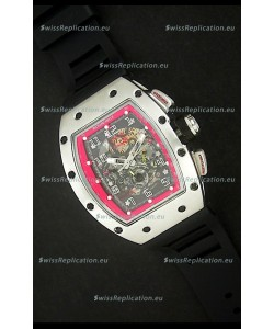 Richard Mille RM004 Filippe Massa Edition Japanese Watch