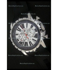 Roger Dubius Excalibur Chronoexcel Japanese Watch