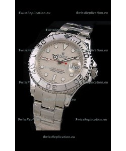 Rolex Yachtmaster Swiss Replica Watch Beige Dial