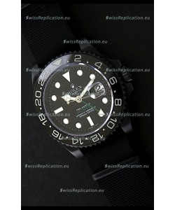 Rolex Pro-Hunter GMT Master II Swiss Replica Ceramic Watch