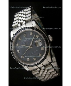 Rolex Datejust Japanese Replica Automatic Watch in Grey Dial