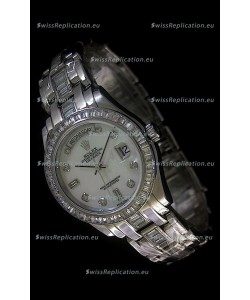 Rolex Day Date Diamonds Replica Watch