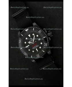Rolex Sea-Dweller Pro Hunter Jacques Piccard Edition Swiss Replica Watch