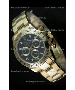 Rolex Cosmogprah Daytona Swiss Replica Watch - 1:1 Mirror Replica Edition