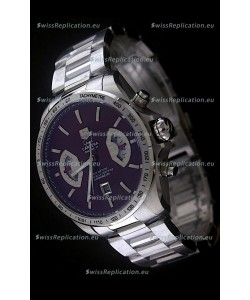 Tag Heuer Grand Carrera Swiss Chronograph Watch