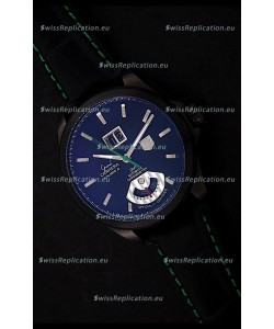 Tag Heuer Grand Carrera Calibre 8 Swiss Automatic PVD Watch
