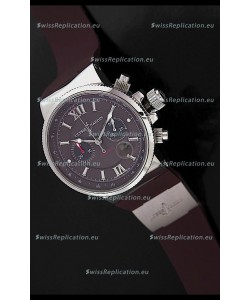 Ulysse Nardin UN No.250 Swiss Automatic Watch in Chocolate Dial