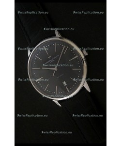 Vacheron Constantin Patrimony Japanese Watch in Black Dial