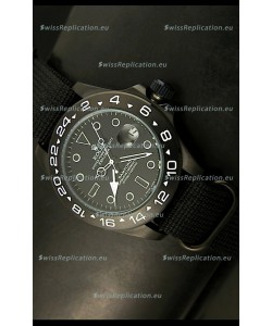 Rolex Explorer II Bamford Stealth Ghost Edition Replica Watch