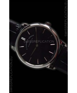 A.Lange Sohne Saxonia Thin Steel Case Replica Watch