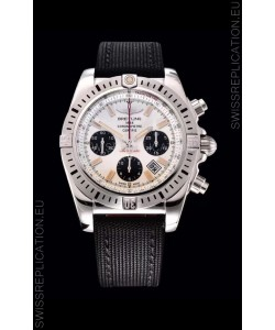 Breitling Chronomat Airbone 1:1 Mirror Replica Watch in White Dial