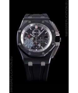 Audemars Piguet Royal Oak Offshore Chronograph 44MM Ceramic Casing 1:1 Mirror Replica