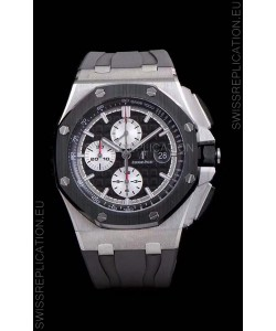Audemars Piguet Royal Oak Offshore Chronograph 44MM - 904L Steel 1:1 Mirror Replica