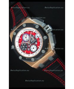 Audemars Piguet Royal Oak Offshore Rubens Barrichello 1:1 Mirror Replica - 3126 Movement
