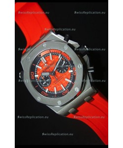Audemars Piguet Royal Oak Offshore Diver Chronograph - 1:1 Mirror Watch 3126 Movement